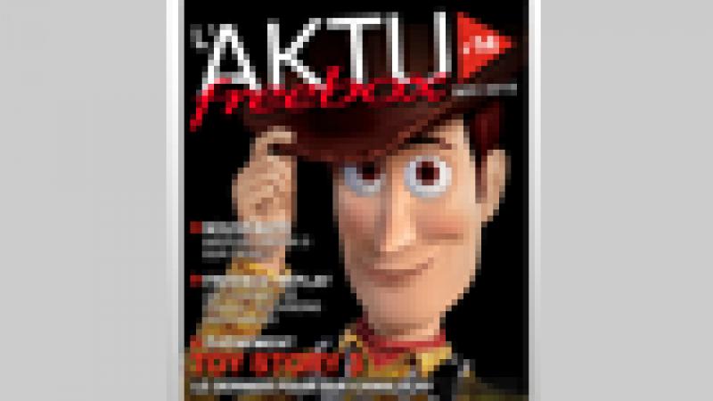 Nouveau magazine AKTU Freebox de novembre