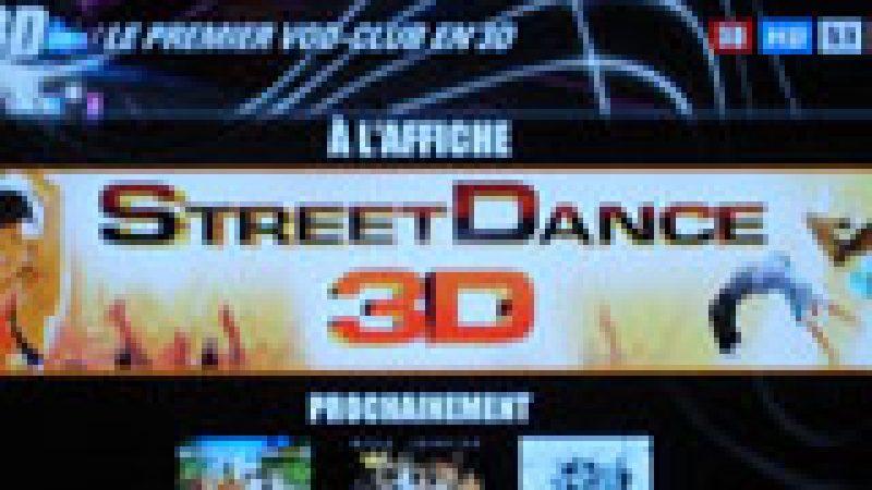 Free : lancement du premier vidéo club en 3D