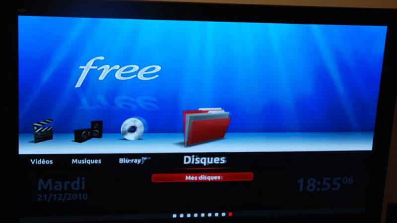 Test : L'interface TV de la freebox révolution (vidéo)