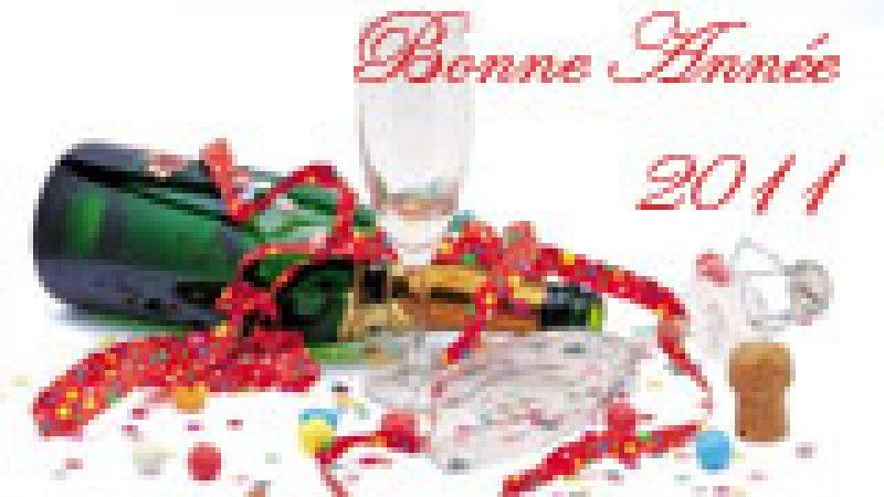 Univers Freebox vous souhaite une bonne et heureuse année 2011 !