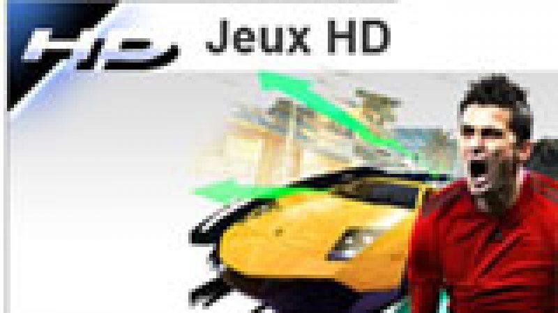"""Nouvelle rubrique """"jeux"""" sur Univers Freebox avec Gameloft"""
