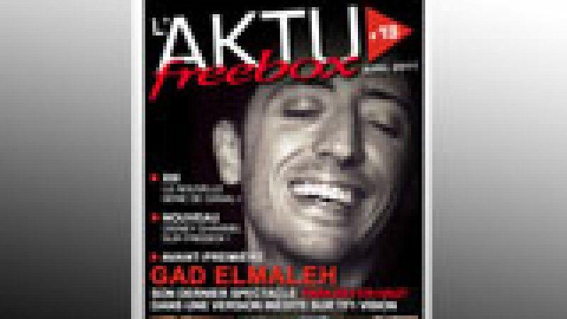 Le magazine des abonnés Free du mois d'avril est sorti
