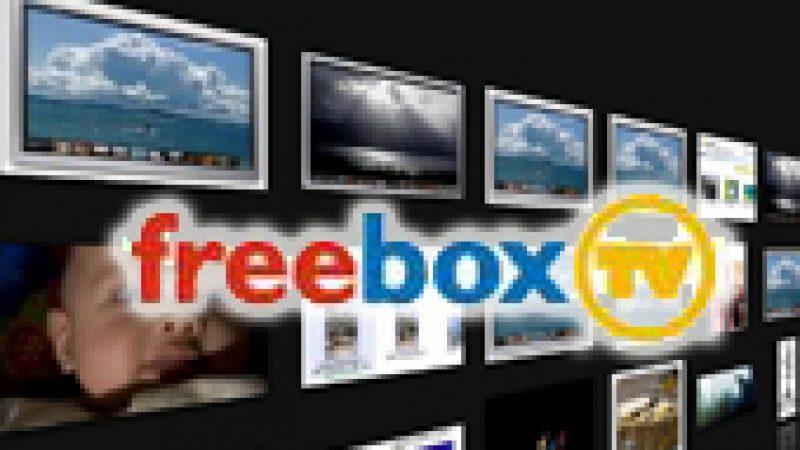 5 nouvelles chaînes gratuites sur Freebox TV