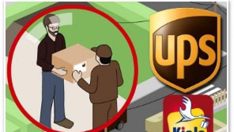 Livraisons Freebox Révolution : « Des colis jusque dans les bureaux » chez UPS