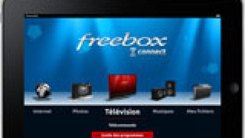 Freebox Connect pour iPad est enfin disponible !