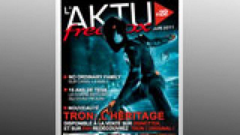 Nouveau magazine Aktu Freebox et annonce d'une application iPhone/iPad dédiée