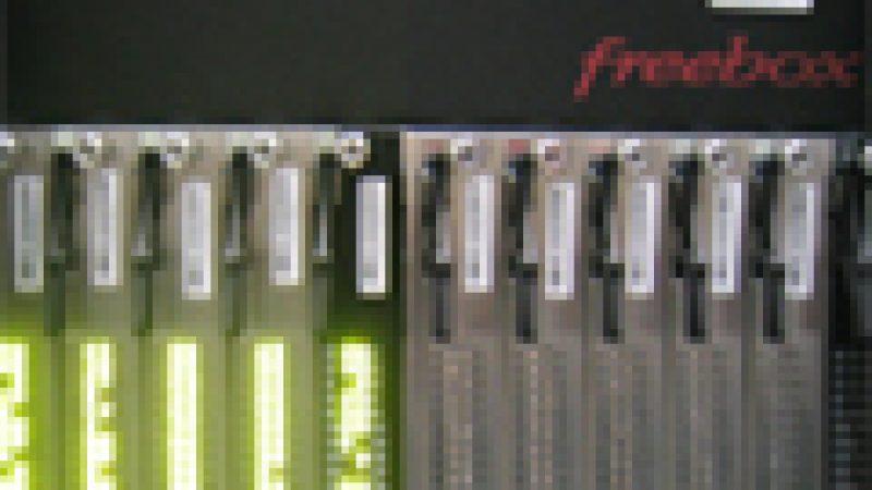 Protelco / Free recrute des techniciens itinérants et fibre optique en Ile de France