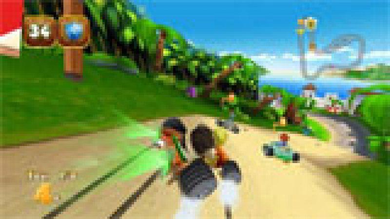 Gameloft et Free annoncent le lancement du jeu Shrek Kart en exclusivité TV sur la Freebox Révolution