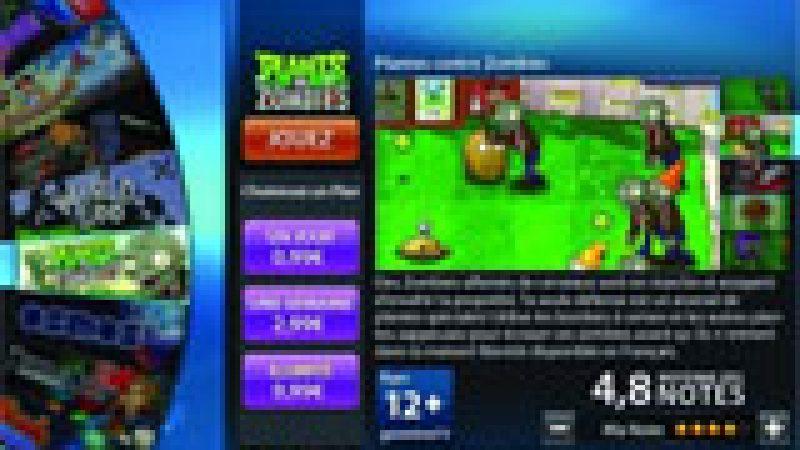 Nouvelle mise à jour pour GameTree TV