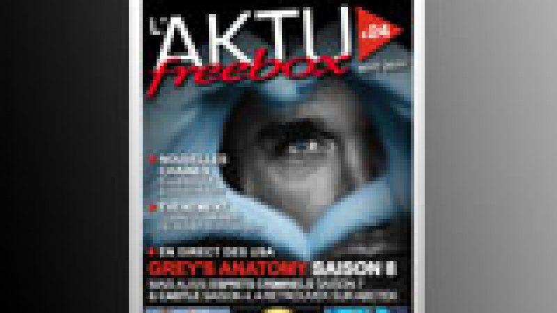 L'Aktu Freebox de septembre est sorti !