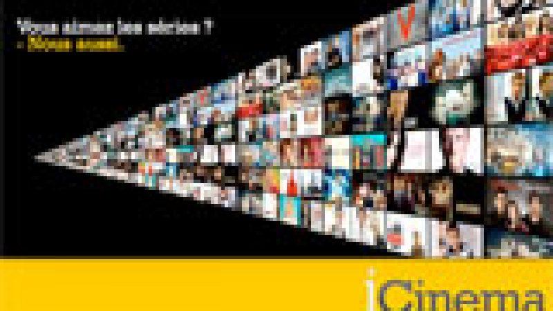 Découvrez en avant première le teaser « séries » d'iCinéma, disponible bientôt chez Free