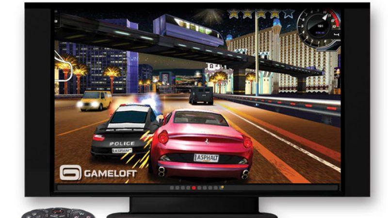 Gameloft : De nombreux jeux prévus sur la Freebox Révolution en 2012