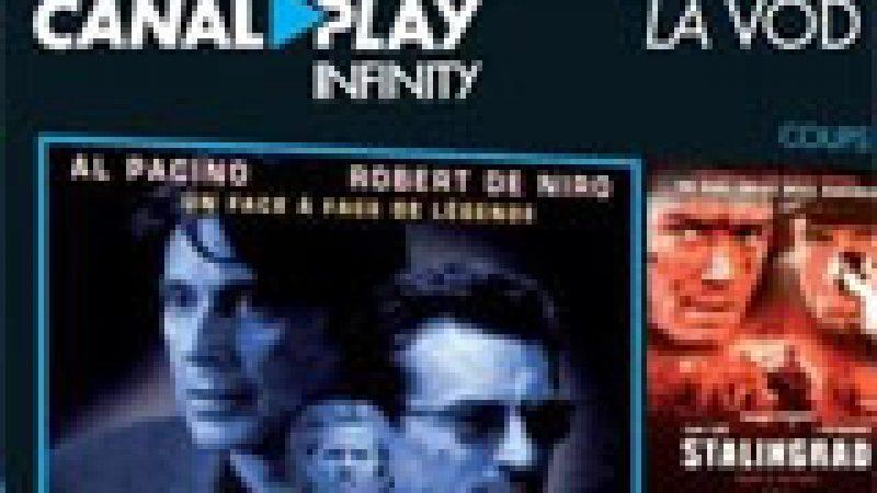 Découvrez CanalPlay Infinity sur Freebox