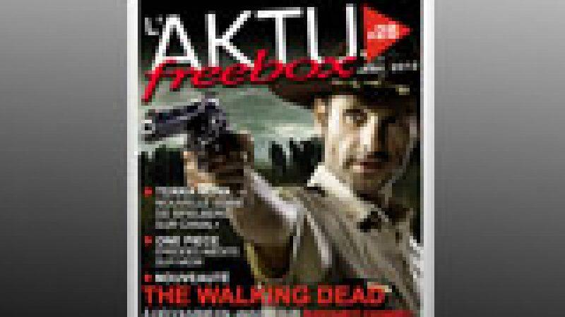 Free : Le magazine des abonnés de janvier est sorti