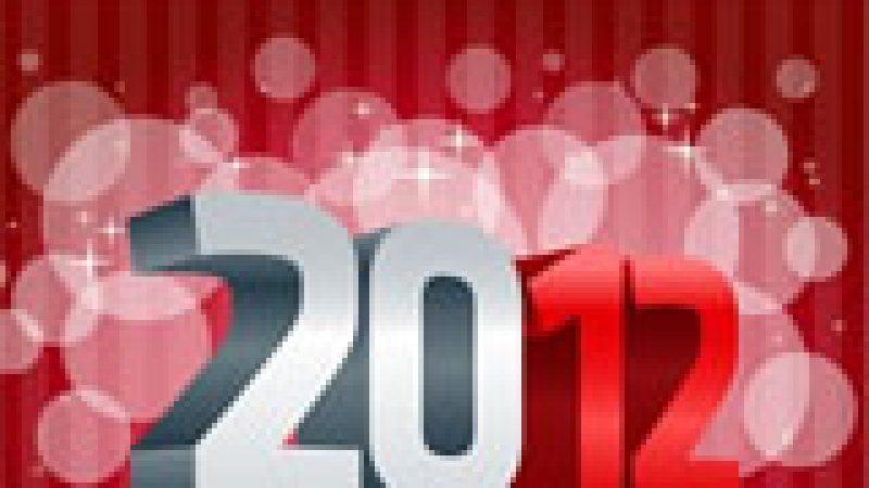 Toute l'équipe d'Univers Freebox vous souhaite une bonne année 2012 !