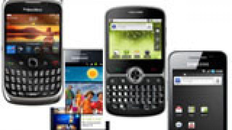 Free Mobile : les téléphones portables sont en vente !