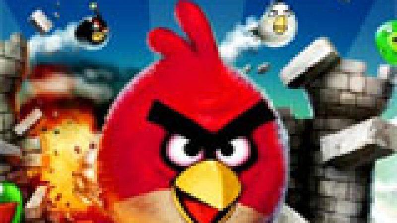 Le célèbre jeu Angry Birds débarque gratuitement sur la Freebox Révolution