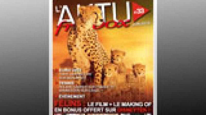 Le magazine Aktu Freebox de juin est sorti