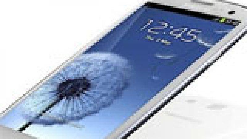 Free Mobile : Le Galaxy SIII blanc disponible à 595 euros