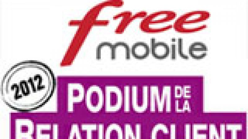 Free devient numéro 1 de la relation client dans le mobile !