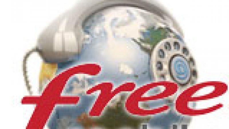 Free Mobile lance enfin l'option « International » !