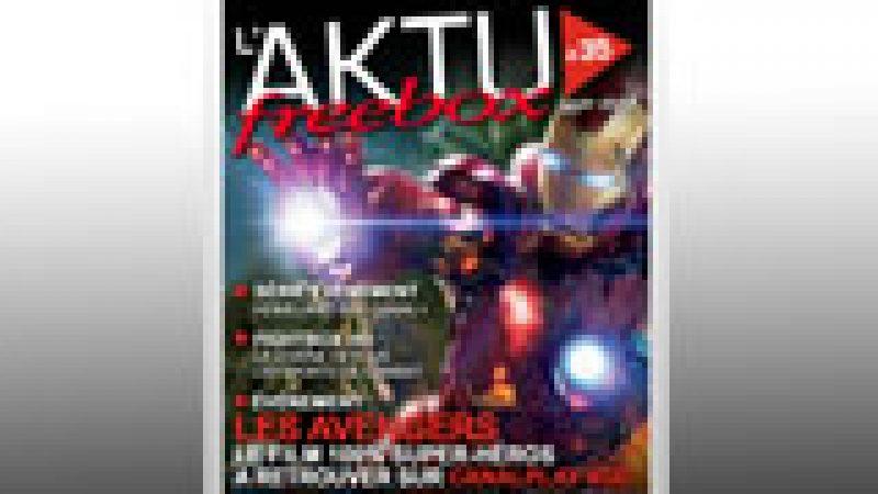 Le magazine Aktu Freebox de septembre est sorti