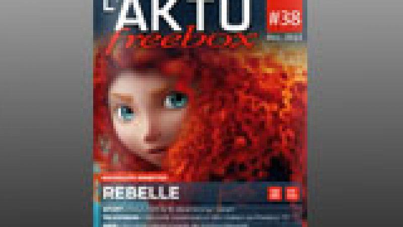 Découvrez l'Aktu Freebox de décembre en avant première, avec la nouvelle numérotation