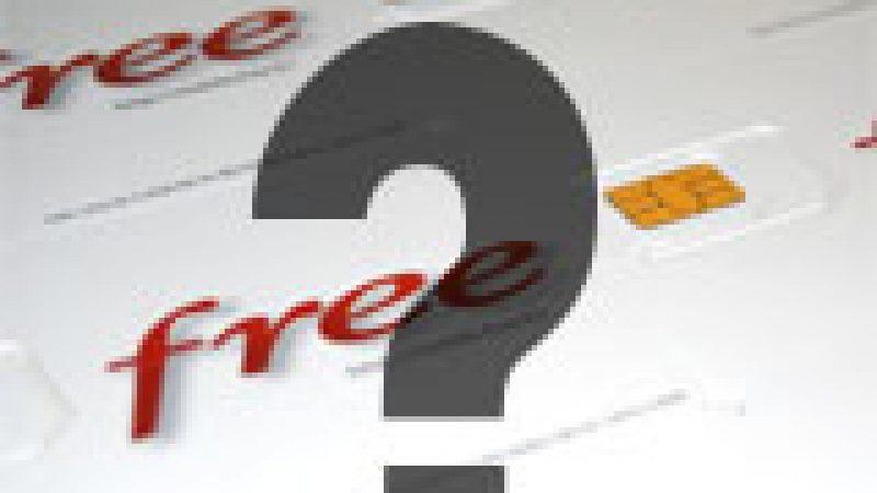 Multiplication des débits à 20 Mits/s : Free Mobile prépare-t-il une bonne surprise ?