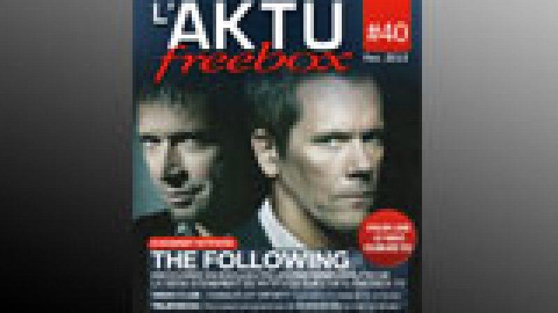 Découvrez l'Aktu Freebox de février en avant première