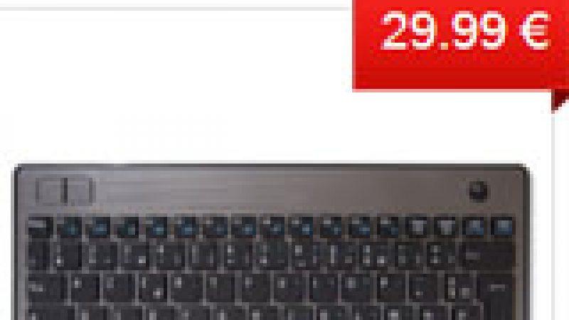 Free lance le gamepad et le clavier Bluetooth pour la Freebox Révolution !
