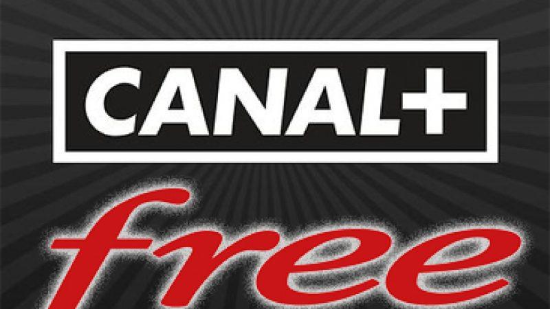 Opération Canal+ en clair sur Freebox : C'est parti avec un peu d'avance !