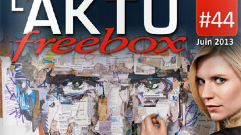 Découvrez l'Aktu Freebox de juin en avant première !