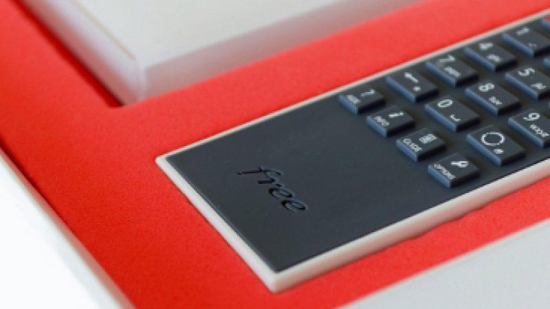 Free lance la Freebox Crystal, avec un nouveau design et une nouvelle interface TV