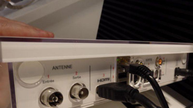 Univers Freebox teste la Freebox Crystal : Le logiciel et le matériel