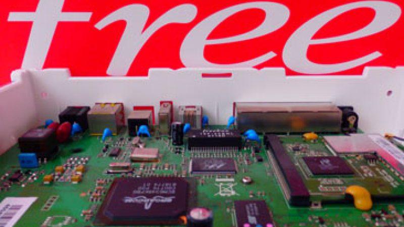 Exclu : découvrez l'intérieur de la Freebox Crystal 1 (modem)