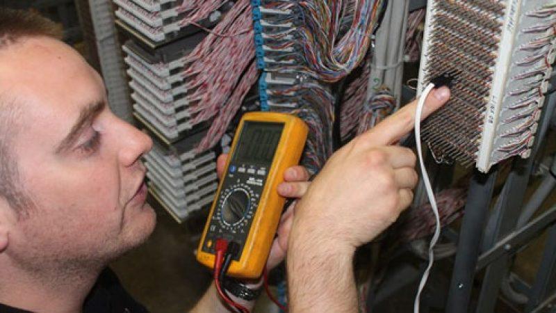 Damien, profession technicien itinérant ADSL chez Free