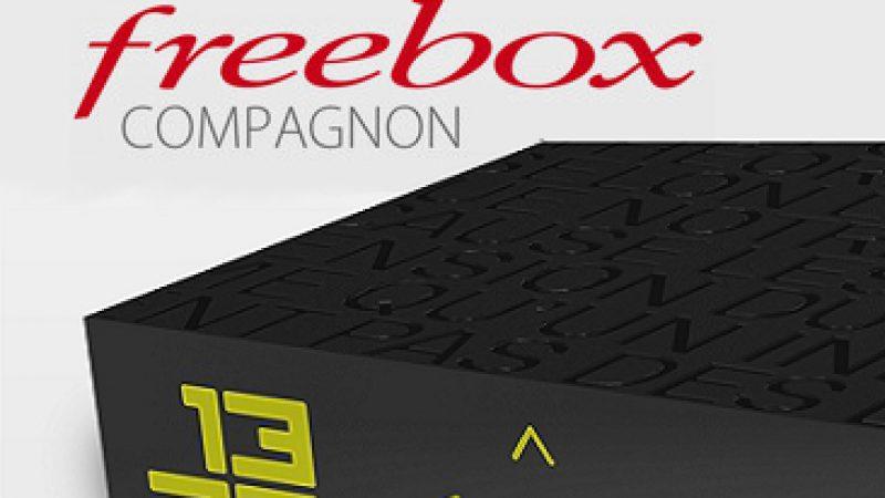 Nouvelle mise à jour de Freebox Compagnon version 1.0.3 pour iOS