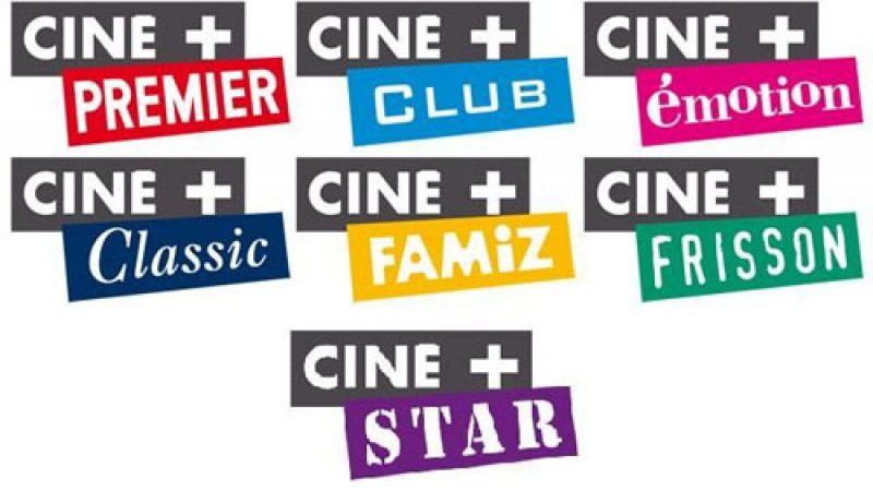 Free annonce l'arrivée des chaînes Ciné+ pour septembre