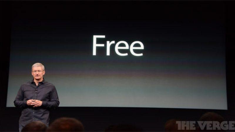[MàJ] Les iPhones 5C et 5S compatibles LTE pour SFR, Orange et Bouygues. Quid de Free ?