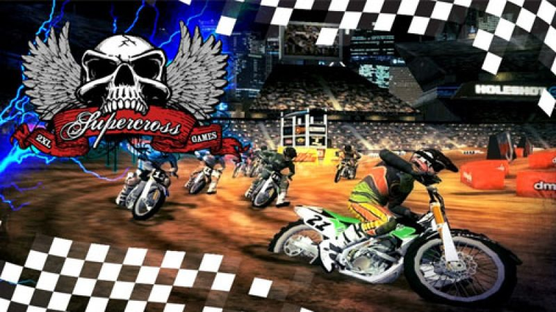 L'éditeur de jeux 2XL GAMES arrive sur la Freebox Révolution via GameTree TV et lance 2XL Supercross dès aujourd'hui