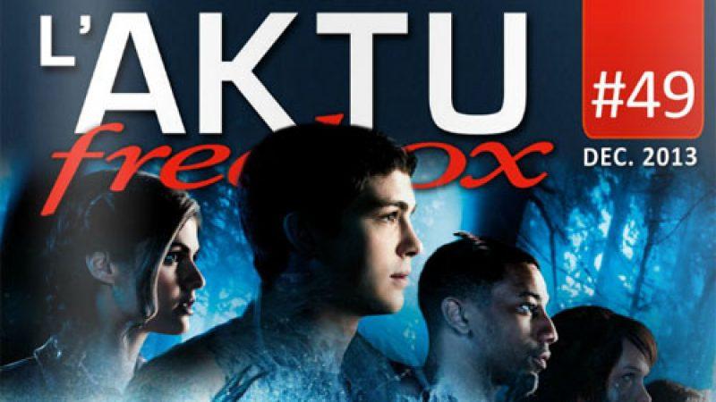Découvrez l'Aktu Freebox de décembre qui vient d'être mis en ligne