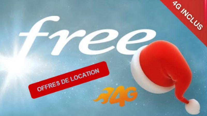 Les nouveautés chez Free et Free Mobile : 4G, 20Go de data, location de mobiles…