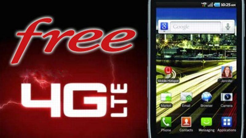 Découvrez la 1ère étude des débits 4G Free Mobile par ville : de bons au Havre à mauvais à Reims