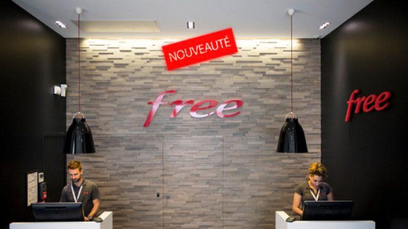 Les nouveautés de la semaine chez Free et Free Mobile