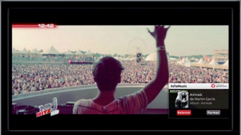Free lance le service de reconnaissance musicale Music ID sur la Freebox Révolution