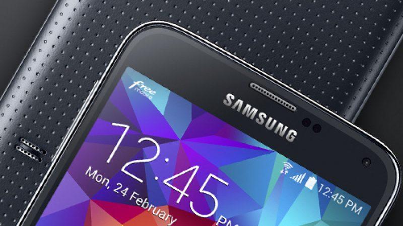 Exclu : le Samsung Galaxy S5 prochainement disponible chez Free et dans l'offre de location de mobiles haut de gamme !