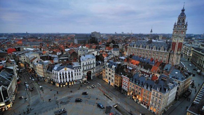 Debit 4G Free Mobile à Lille : une grosse concurrence sur la couverture avec les autres opérateurs