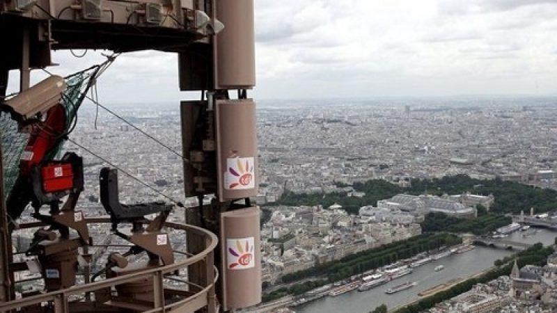 Qui a la meilleure 4G en région Parisienne ? L'opérateur qui offre le meilleur signal, n'a pas les meilleurs débits