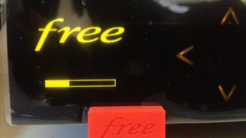 Problème d'authentification sur les Freebox depuis ce matin
