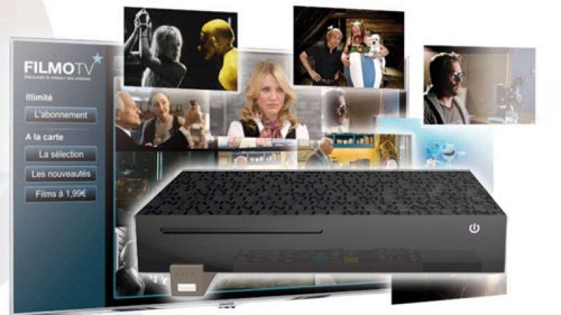 Lancement du service Filmo TV sur Freebox : VOD, SVOD et contenus gratuits